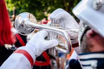 Blowing our own trumpet – challenging the norm