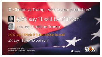 Trump vs Clinton – who will it be?
