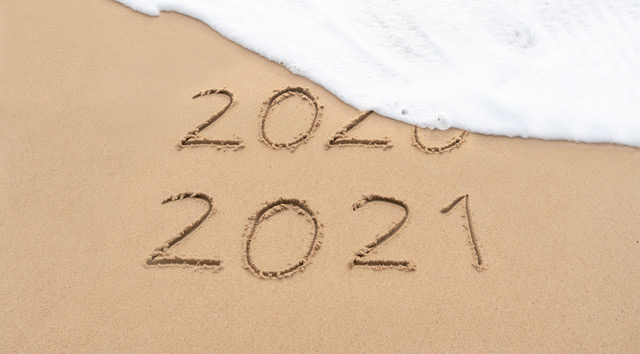 2020: that was the year that was … (fill in as you see fit)