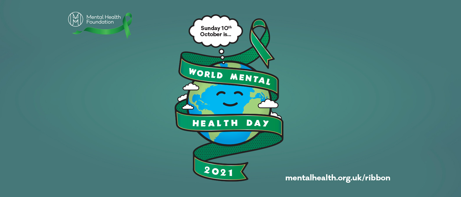 World Mental Health Day  – 10th October 2021